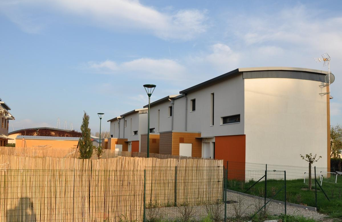 16 logements st marcel scic habitat bourgogne construction21 for Habitat dijon