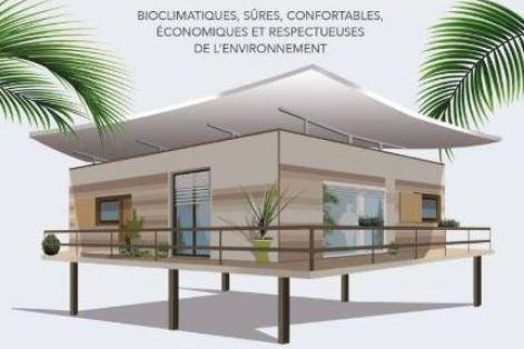 Construction durable, climats chauds