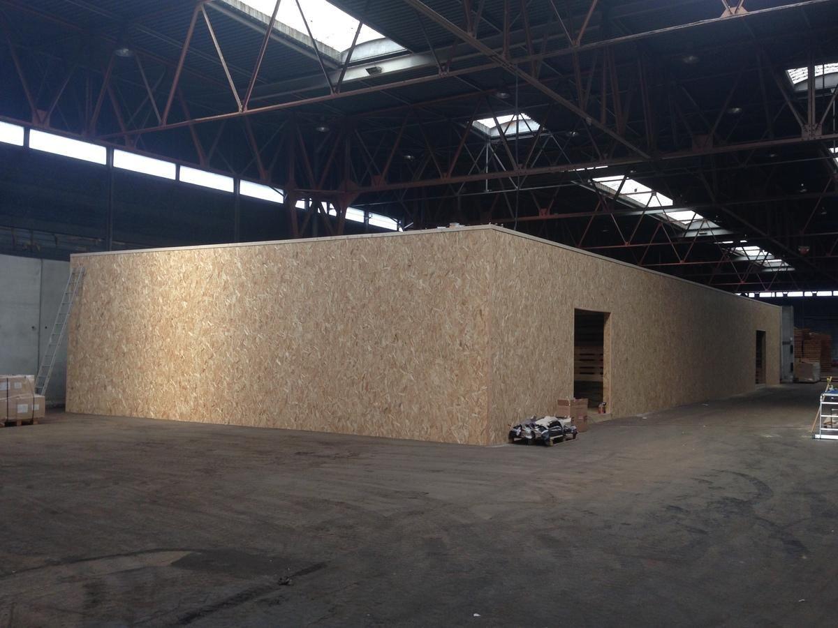 Hangar à Vanille
