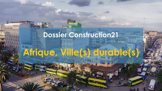 Afrique Villes durables
