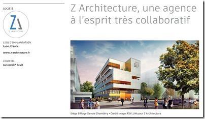 Z architecture lyon une agence l 39 esprit tr s for Z architecture lyon