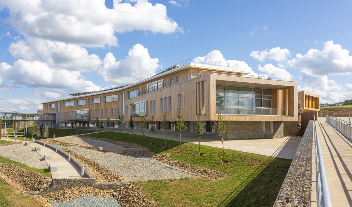 How To Dispose Of Batteries >> Lycée Public des Mauges - Construction21