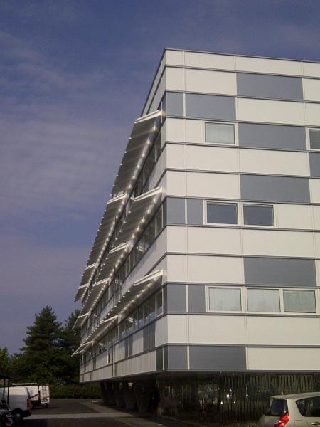 Immeuble de bureaux cilso domofrance construction21 for Cout de construction immeuble