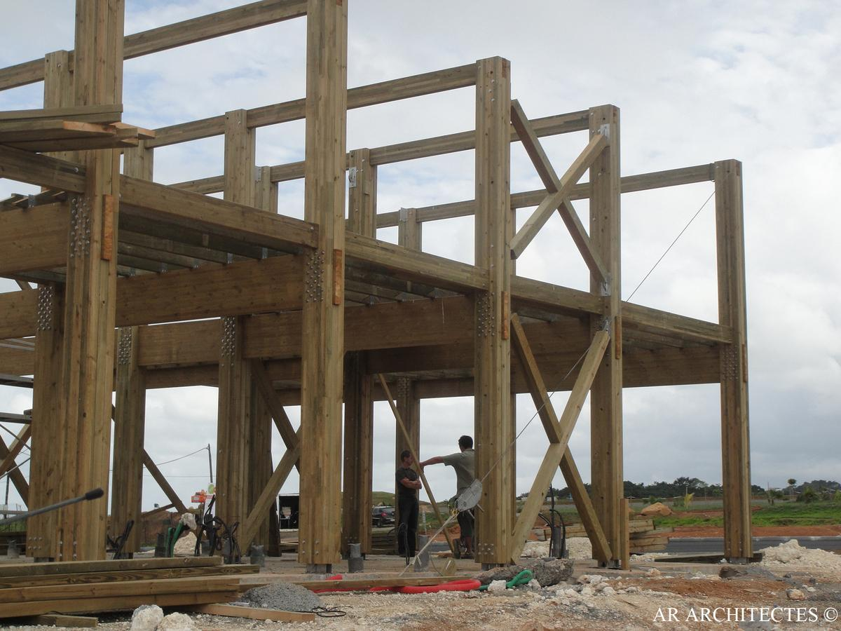 Cout construction maison guadeloupe for Cout construction