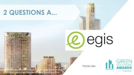 2 questions à… Laurent Germain, Directeur général d'EGIS
