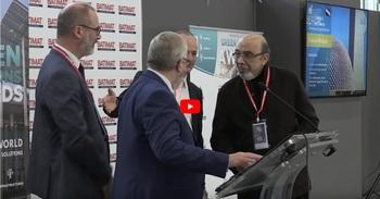 [Video] Ceremony of the Green Solutions Awards 2019, Batimat - Energy & Hot Climates Prize (2/10)