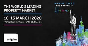 MIPIM Cannes 2020 - The Future is Human