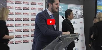 [Video] Ceremony of the Green Solutions Awards 2019, Batimat - Sustainable District Grand Prize (9/10)