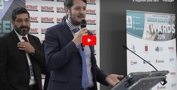 [Video] Ceremony of the Green Solutions Awards 2019, Batimat - Sustainable Infrastructure Grand Prize (8/10)