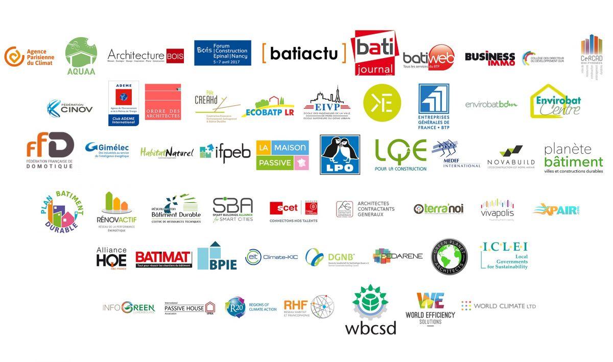 partenaires des Green Solutions Awards 2017