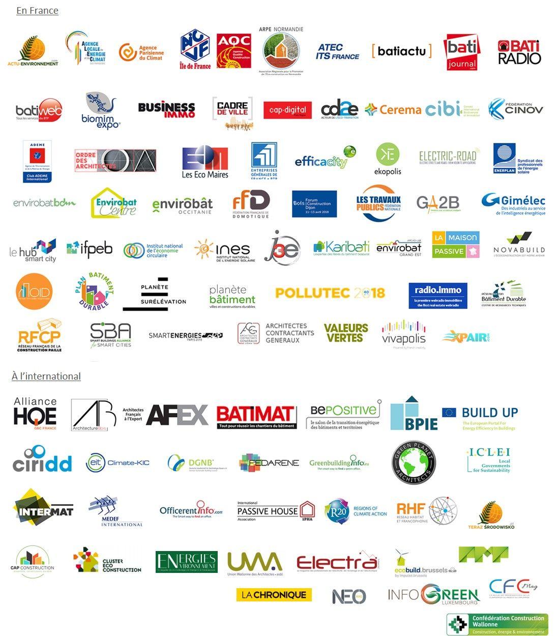 Partenaires média Green Solutions Awards