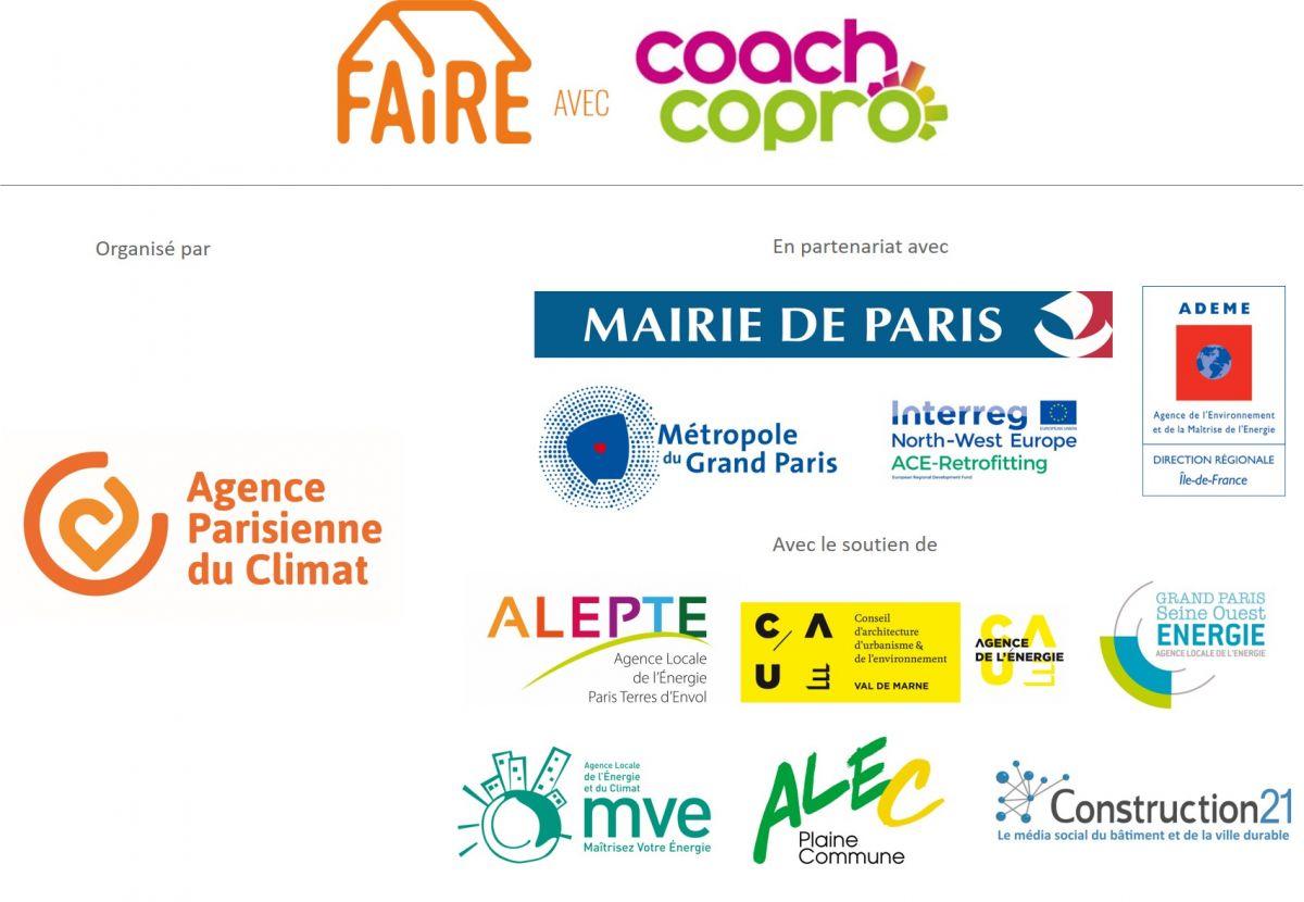 Partenaires Trophées CoachCopro