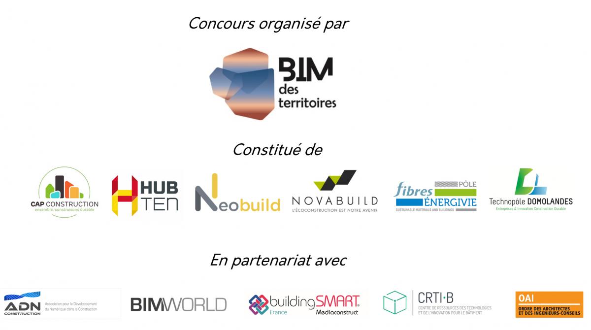 Organisateurs BIM Green Awards