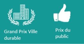 Catégories Quartiers Green Solutions Awards 2018