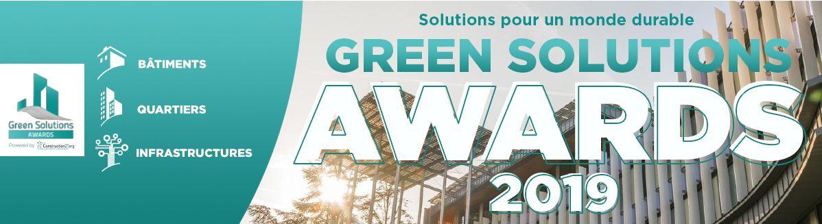 Header Green Solutions Awards 2019