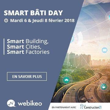 Webikeo Smart Bâti Day