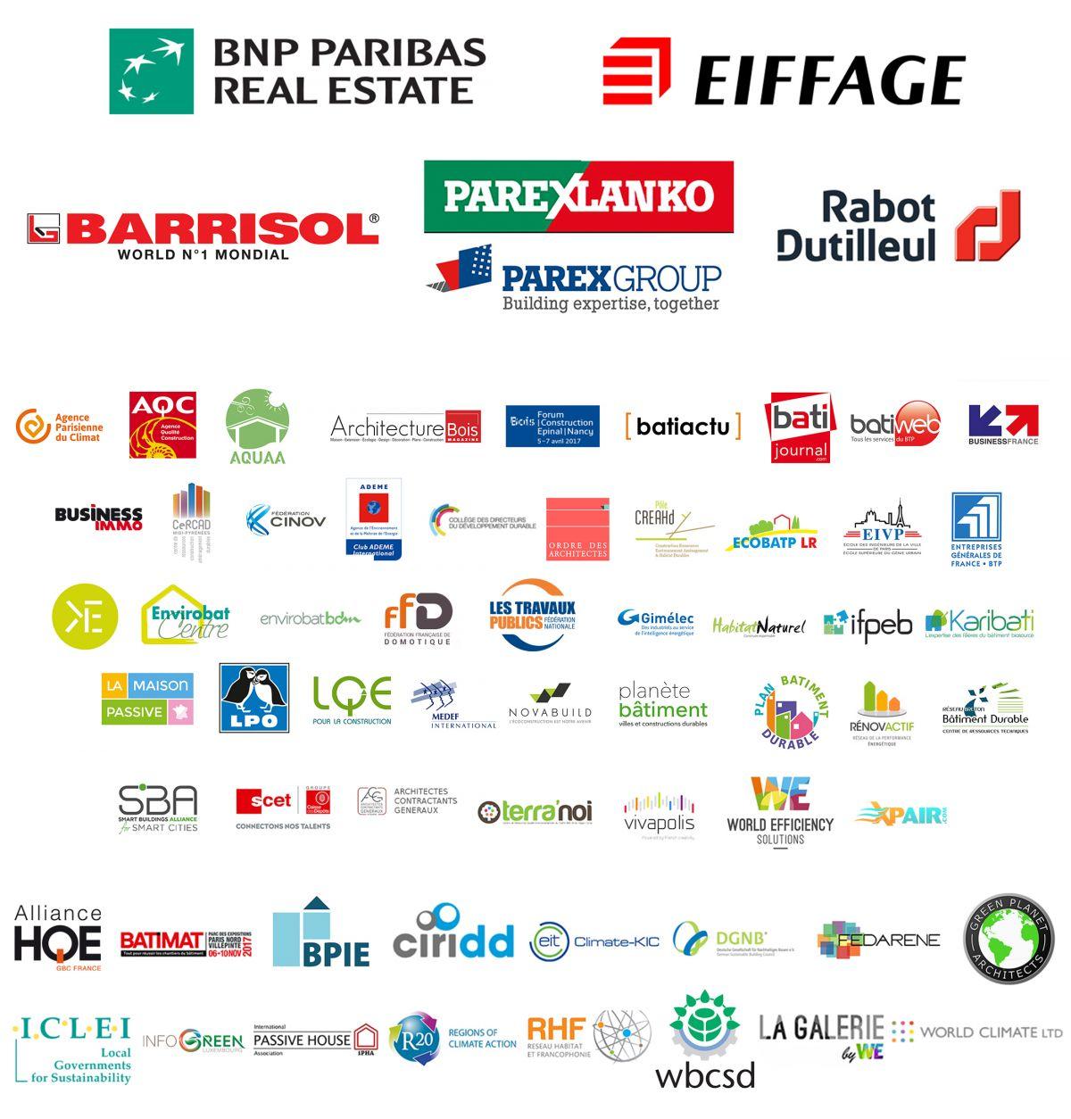 Green Solutions Awards 2017 - sponsors et partenaires média