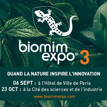 Biomimexpo 2018
