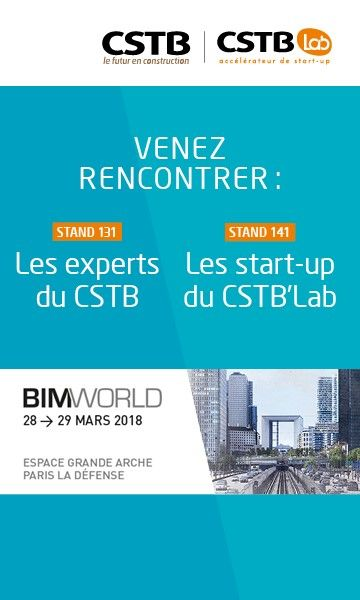 CSTB BIM World