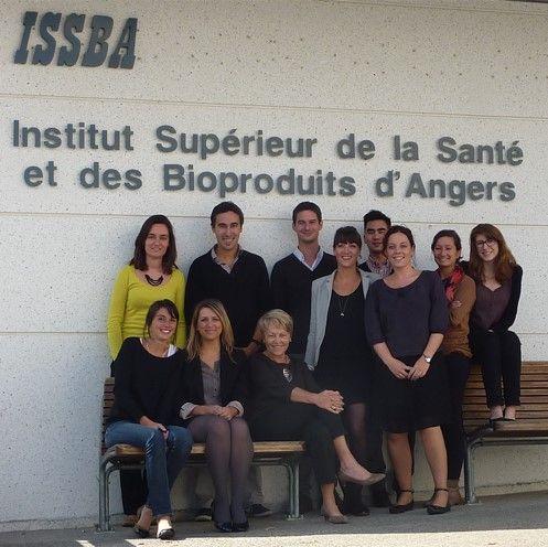 Institut Supérieur de la Santé et des Bioproduits d'Angers