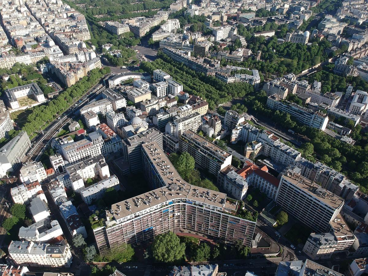Copropriété Le Méridien, Paris 14
