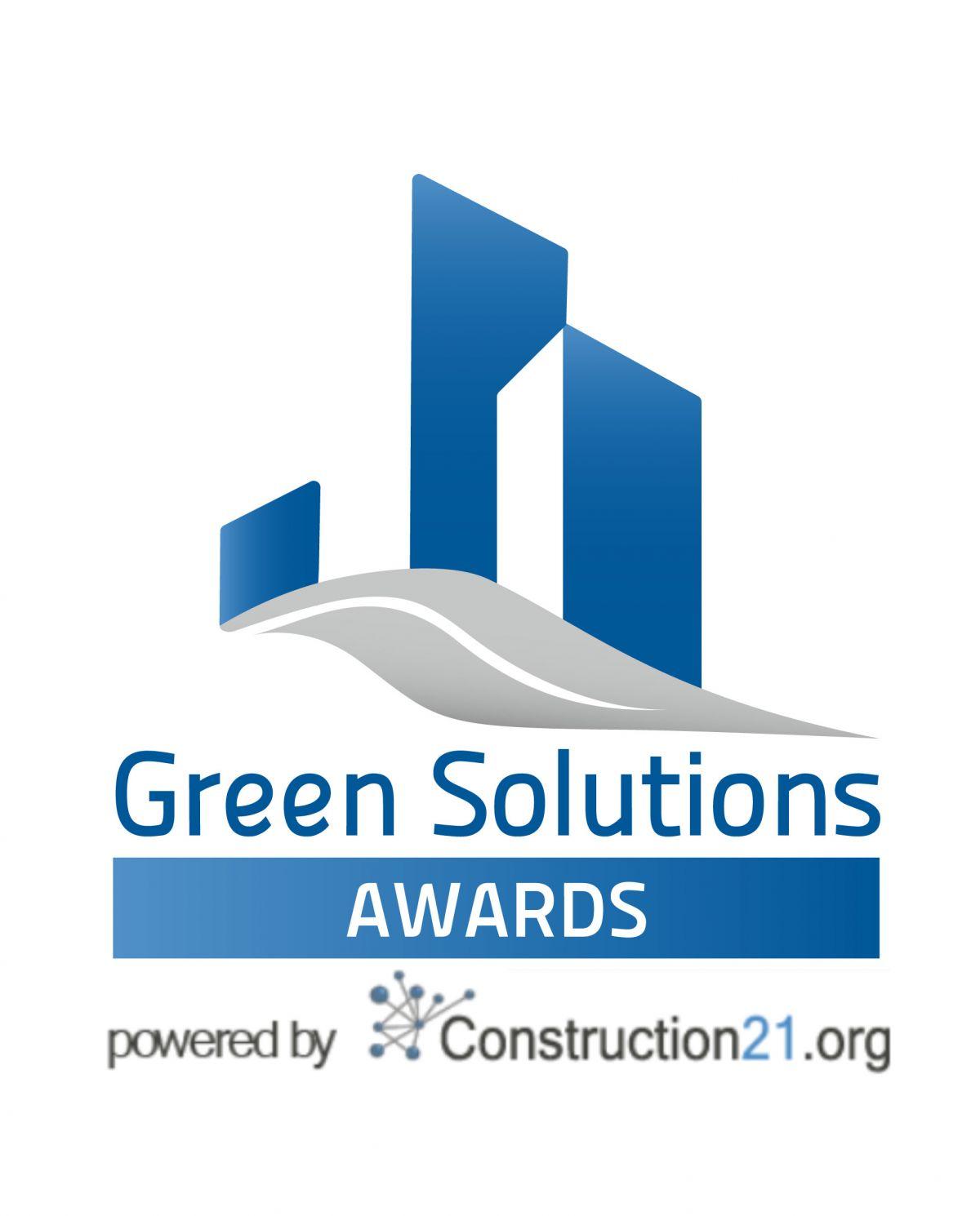 Logo Green Solutions Awards 2017