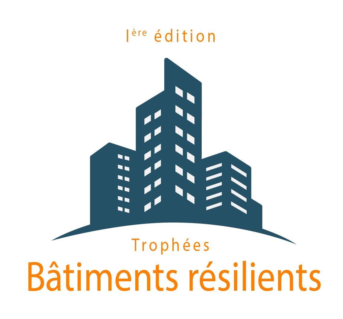 Logo Trophées Bâtiments Résilients