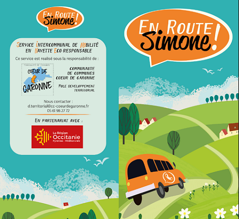 Service de transport à la demande en Occitanie