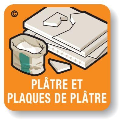 Plâtre et plaques de plâtre