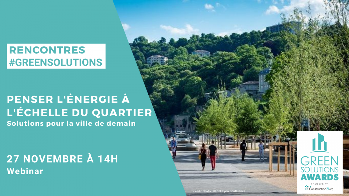 Rencontres Green Solutions