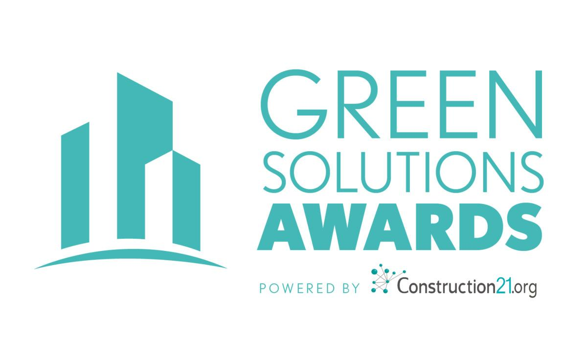 Green Solutions Awards 2020-2021 / France
