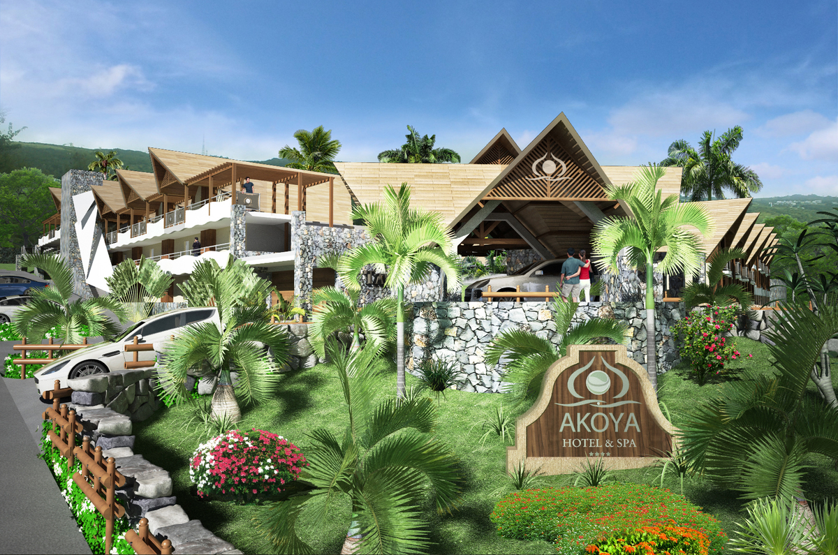 Akoya Hotel Spa Construction21