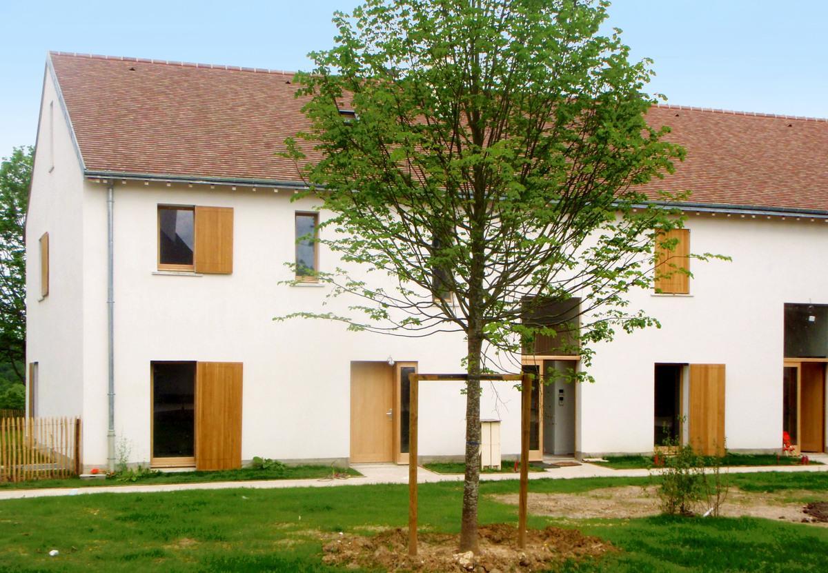 10 maisons en b ton de chanvre construction21 - Annee de construction maison ...