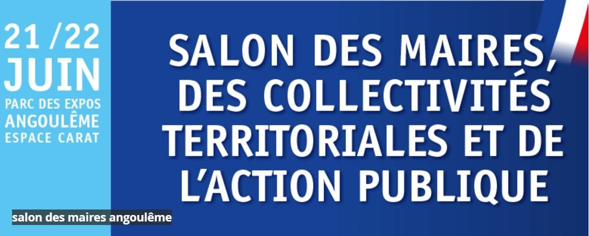 Salon des maires des collectivit s territoriales et de l for Salon des maires de france