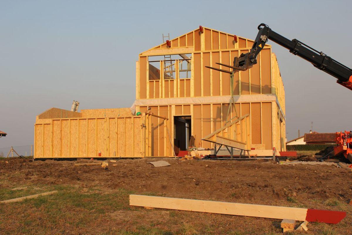 La construction boisà la conqu u00eate des maisonséconomiques Construction21 # Formation Construction Ossature Bois