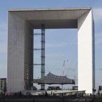 Etude de cas Rénovation Partielle de l'Arche de la Défense