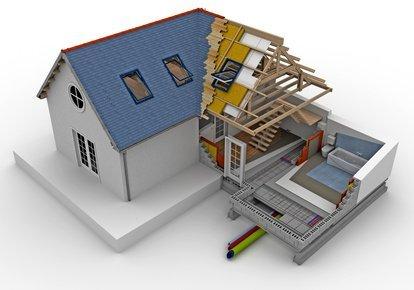 maisons individuelles jusqu 50 de gains nerg tiques avec la modernisation des syst mes de. Black Bedroom Furniture Sets. Home Design Ideas