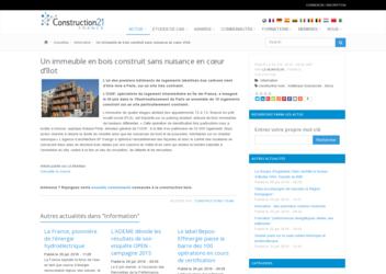 Construction21 audit nerg tique obligatoire - Audit energetique copropriete obligatoire ...
