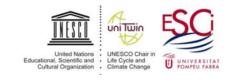 Chaire UNESCO Cycle de vie et changement climatique (ESCI-UPF) - Barcelone