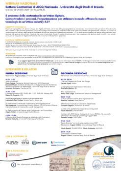 Convegno AICQ 8 ottobre 2020