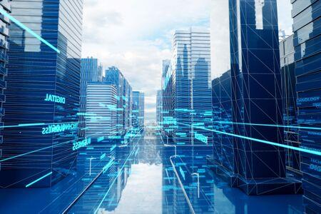 La gestion autonome des biens immobiliers grâce à la technologie blockchain