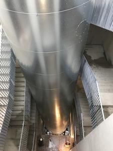 Réservoir de stockage d'énergie 91,000L
