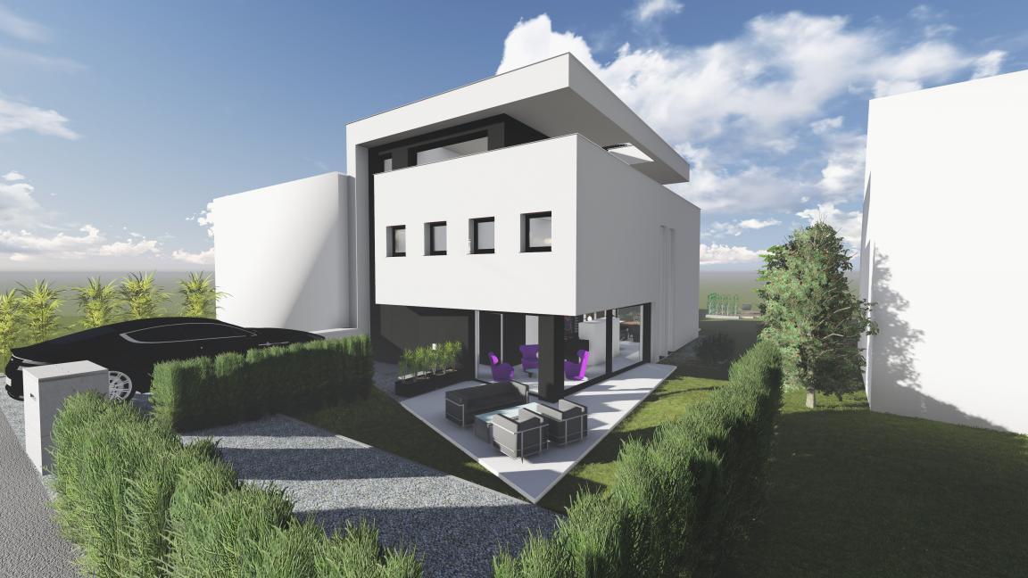 maison auto suffisante en nergie r dange l construction21. Black Bedroom Furniture Sets. Home Design Ideas