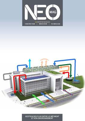 NEOMAG #35 - Gestion des flux entre le bâtiment et son environnement