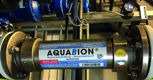 AQUABION®, traitement galvanique du calcaire