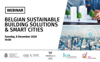 Belgian Sustainable Building Solutions & Smart Cities