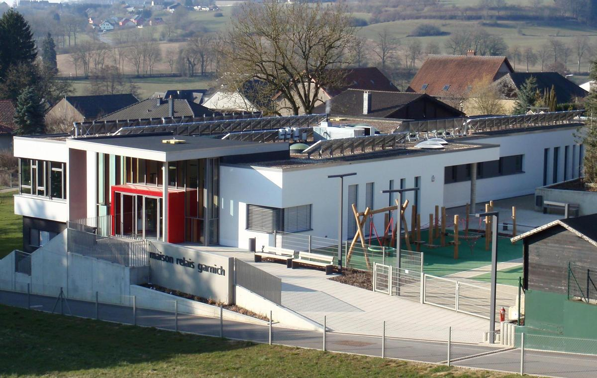 Green building solutions awards 2016 construction21 - Point relais luxembourg ...