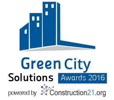Green City Solutions Awards 2016