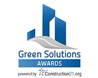 Green Solutions Awards 2017 - Bâtiments