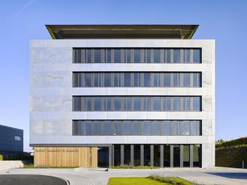 Office building Goblet Lavandier & Associés Ingénieurs-Conseils S.A.